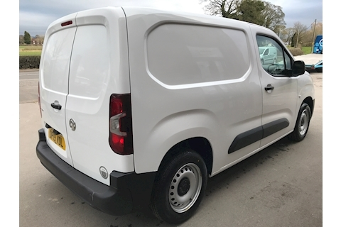 Combo Cargo Edition 2000 L1 H1 Euro 6 1.6 Panel Van Manual Diesel