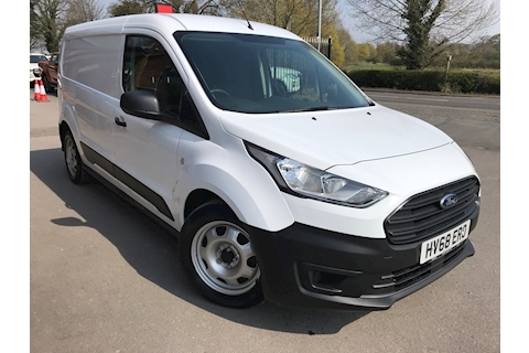 Ford Transit Connect 210 EcoBlue L2 LWB 100ps New Shape Euro 6