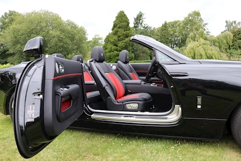 Dawn V12 Convertible 6.6 Automatic Petrol