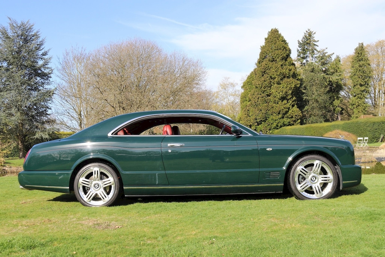 Brooklands Brooklands Coupe 6.8 Automatic Petrol