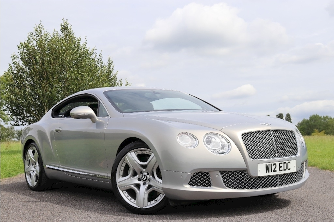 Continental Gt Mulliner Coupe 6.0 Automatic Petrol/Alcohol