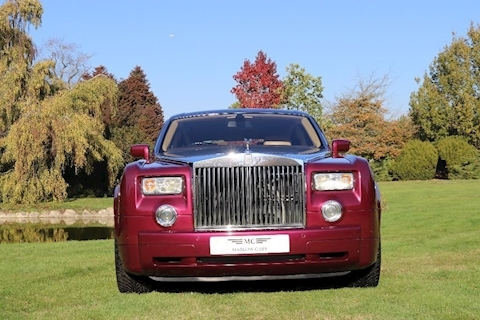 Phantom V12 Saloon 6.7 Automatic Petrol