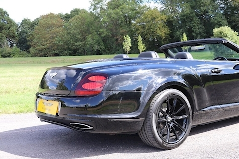 Continental Supersports Convertible 6.0 Automatic Petrol/Alcohol