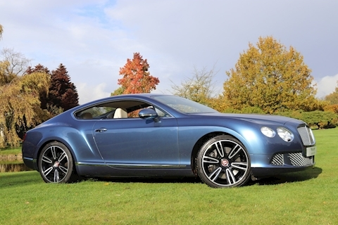 Continental Gt Coupe 6.0 Automatic Petrol/Alcohol