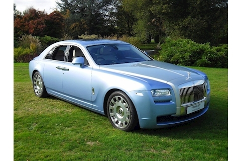 Ghost V12 Saloon 6.6 Automatic Petrol