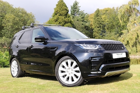 Discovery HSE SUV 3.0 Auto Diesel
