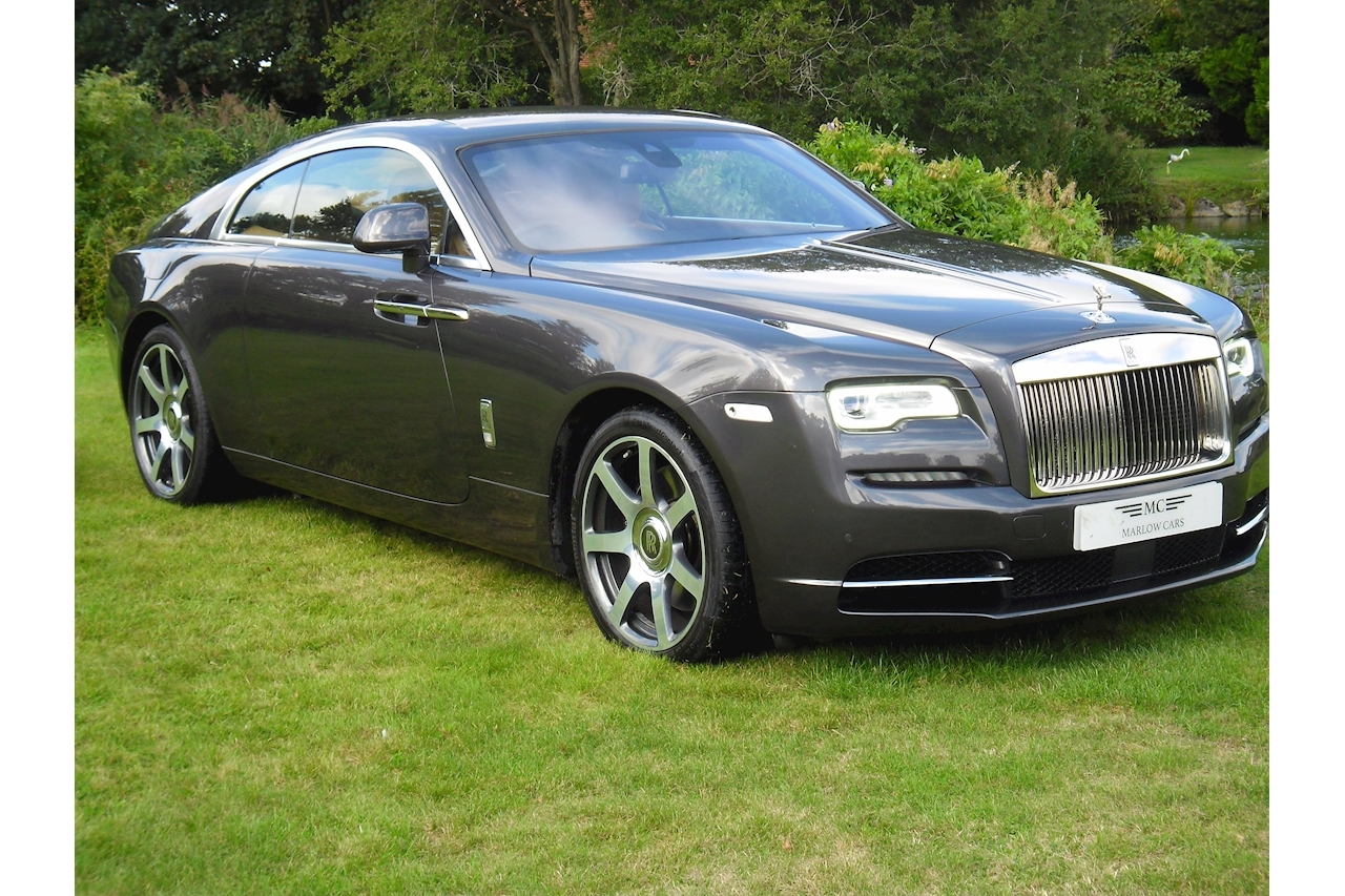 Wraith Series 2 V12 Coupe 6.6 Automatic Petrol