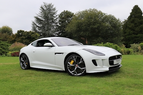 F-Type R Coupe 5.0 Automatic Petrol