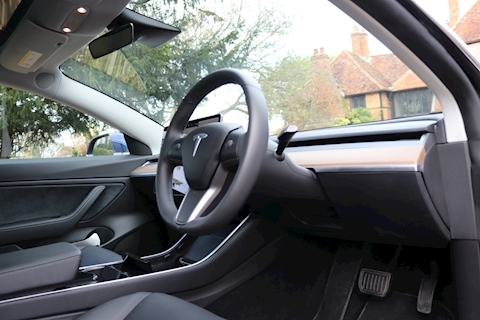 Model 3 Long Range Saloon 0.0 Auto Electric