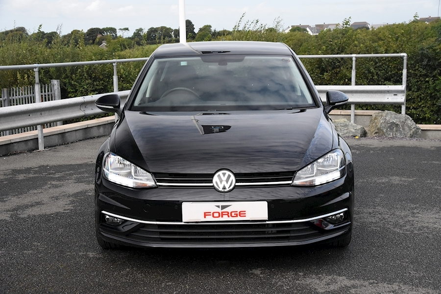 Volkswagen Golf Gt Tdi Bluemotion Technology - Large 1
