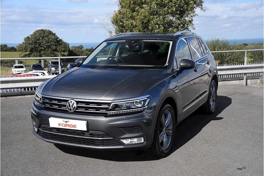 Tiguan Sel Tdi Bmt 4Motion Estate 2.0 Manual Diesel