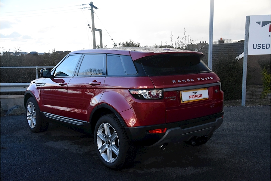Land Rover Range Rover Evoque Td4 Pure Tech - Large 5