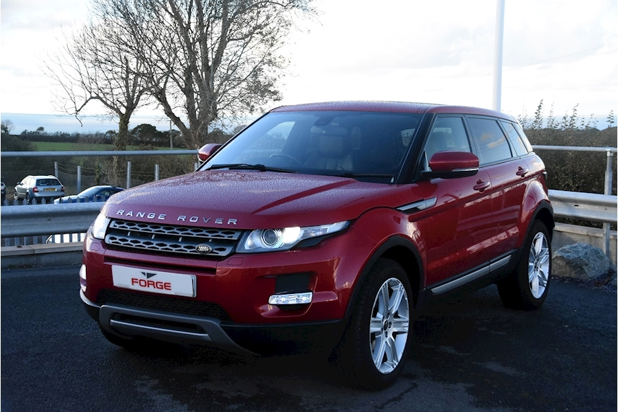 Land Rover Range Rover Evoque Td4 Pure Tech - Large 0
