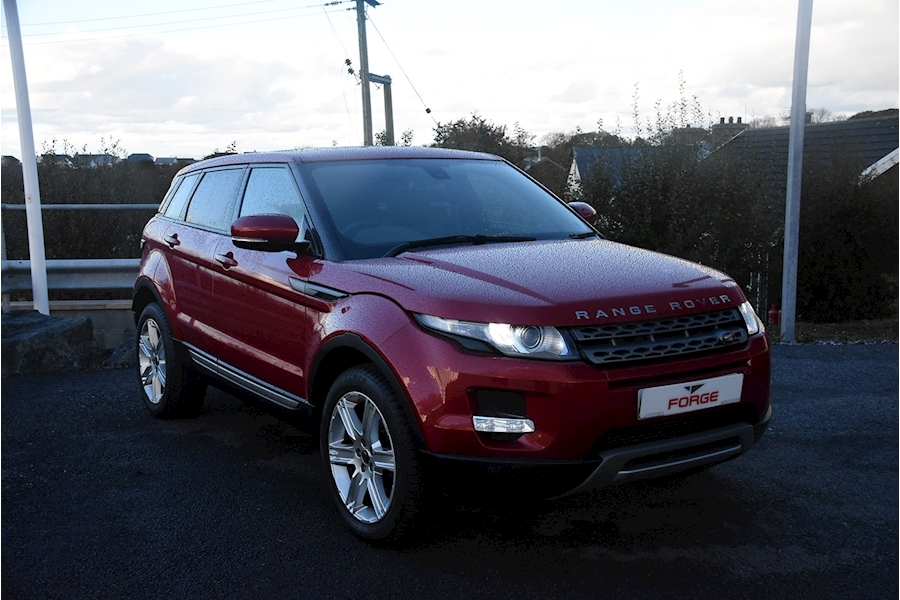 Land Rover Range Rover Evoque Td4 Pure Tech - Large 2