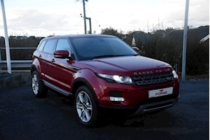 Range Rover Evoque Td4 Pure Tech Estate 2.2 Manual Diesel
