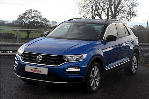 T-Roc Design 1.0 TSI 115ps 6-S 1.0 5dr SUV Manual Petrol