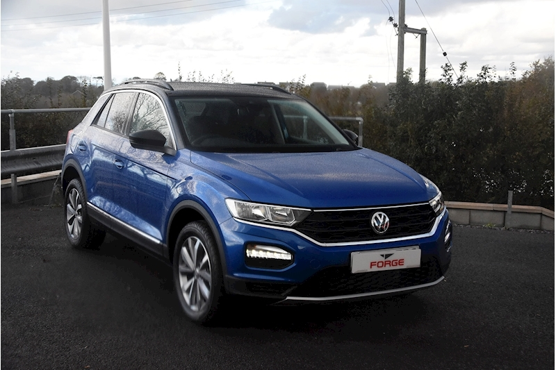 Volkswagen T-Roc Design 1.0 TSI 115ps 6-S - Large 0