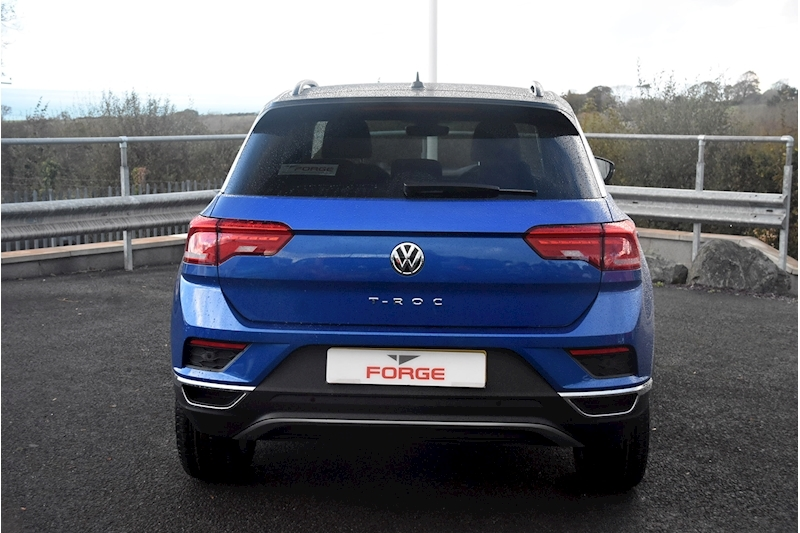 Volkswagen T-Roc Design 1.0 TSI 115ps 6-S - Large 4