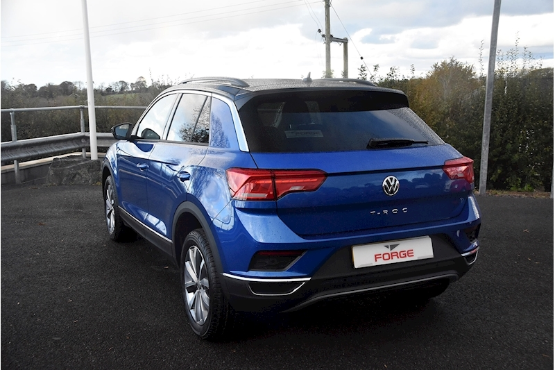 Volkswagen T-Roc Design 1.0 TSI 115ps 6-S - Large 5