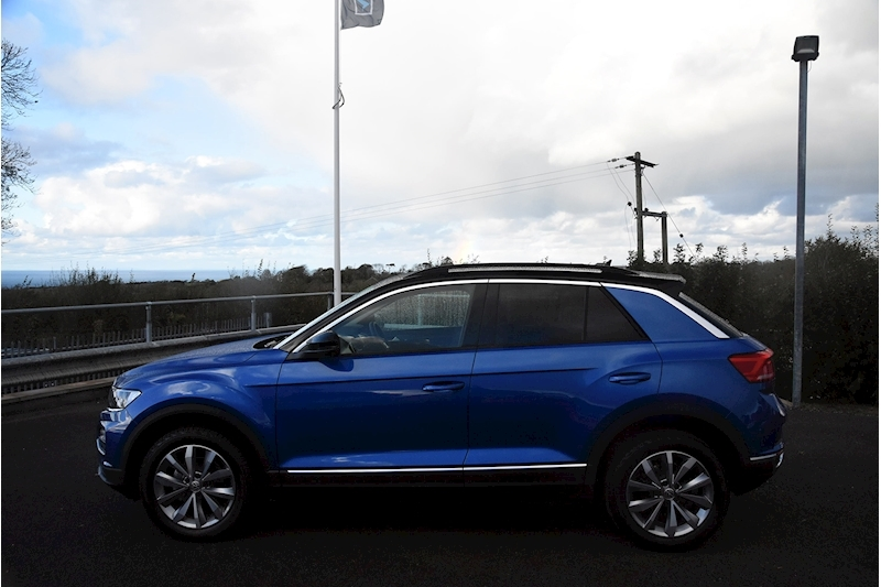 Volkswagen T-Roc Design 1.0 TSI 115ps 6-S - Large 6
