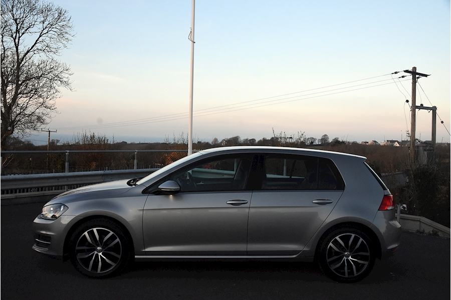 Volkswagen Golf Match Tsi Bluemotion Technology Dsg - Large 6