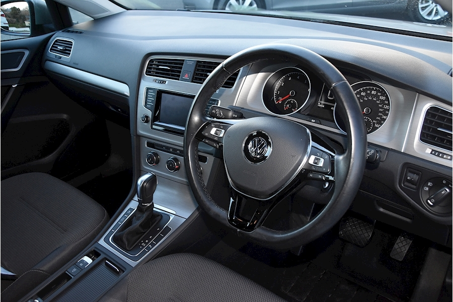 Volkswagen Golf Match Tsi Bluemotion Technology Dsg - Large 10