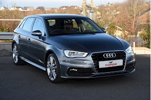 A3 Tdi S Line Hatchback 1.6 Manual Diesel