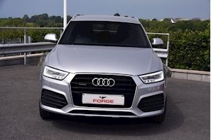 Q3 Q3 S Line + Tdi Quattro 2.0 5dr Estate Manual Diesel