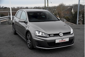 Golf Gtd Hatchback 2.0 Manual Diesel