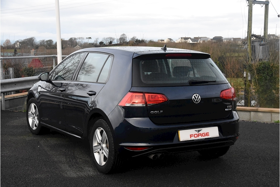 Volkswagen Golf Match Edition Tsi Bmt - Large 5