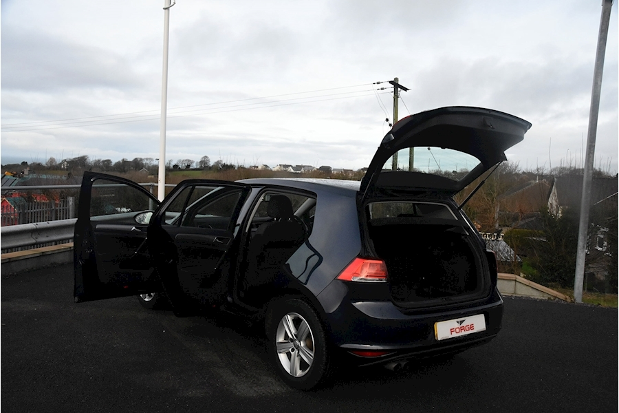 Volkswagen Golf Match Edition Tsi Bmt - Large 7