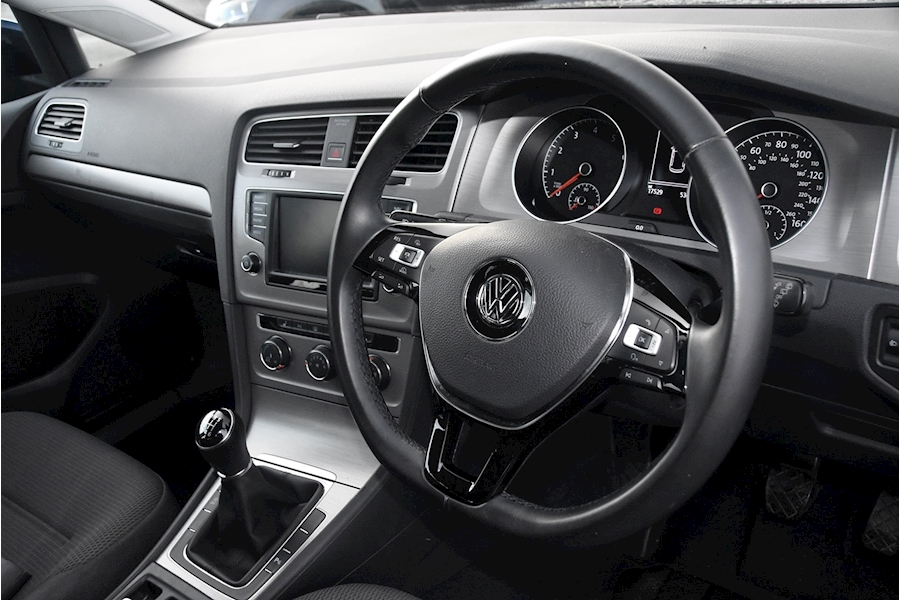 Volkswagen Golf Match Edition Tsi Bmt - Large 10