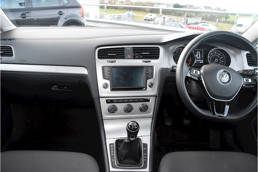 Volkswagen Golf Match Edition Tsi Bmt - Large 11