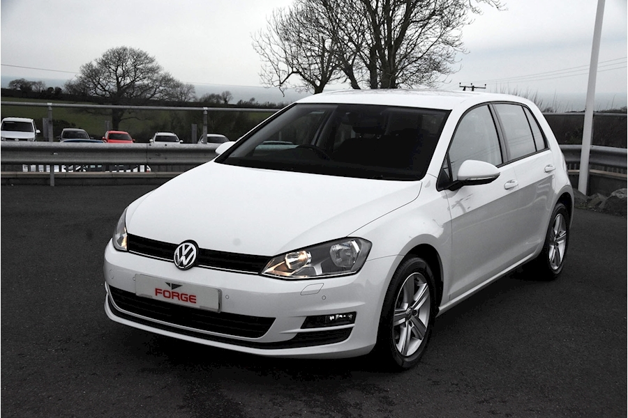 Volkswagen Golf Match Edition Tdi Bmt Dsg - Large 0