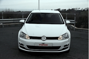 Golf Match Edition Tdi Bmt Dsg Hatchback 1.6 Semi Auto Diesel