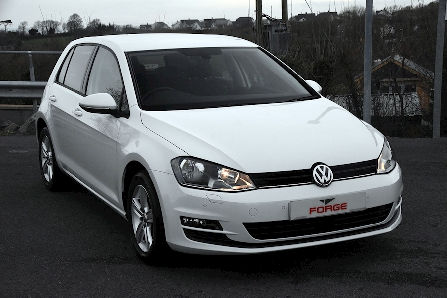 Volkswagen Golf Match Edition Tdi Bmt Dsg - Large 2