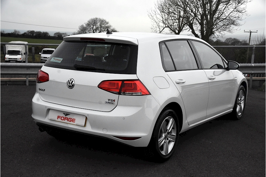 Volkswagen Golf Match Edition Tdi Bmt Dsg - Large 3
