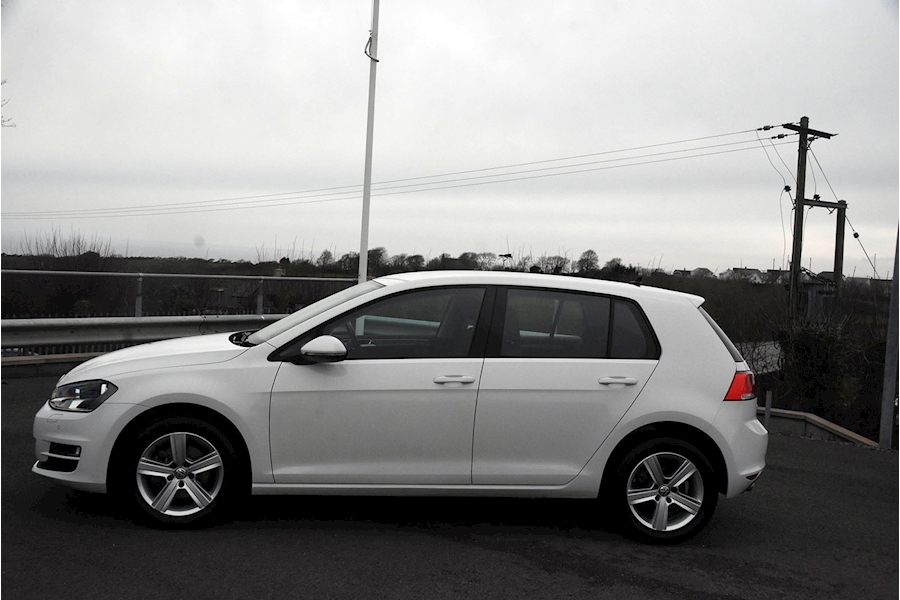 Volkswagen Golf Match Edition Tdi Bmt Dsg - Large 6