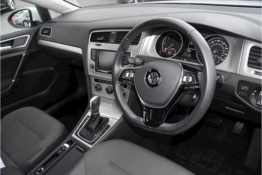 Volkswagen Golf Match Edition Tdi Bmt Dsg - Large 10