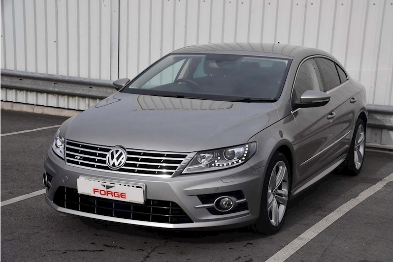 Volkswagen Cc R Line Tdi Bluemotion Technology - Large 2