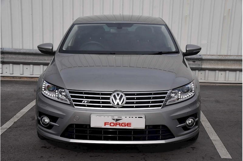 Volkswagen Cc R Line Tdi Bluemotion Technology - Large 1