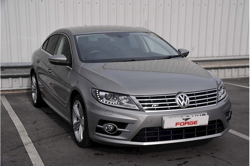 Volkswagen Cc R Line Tdi Bluemotion Technology - Large 0