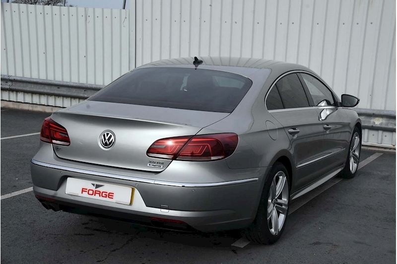 Volkswagen Cc R Line Tdi Bluemotion Technology - Large 3