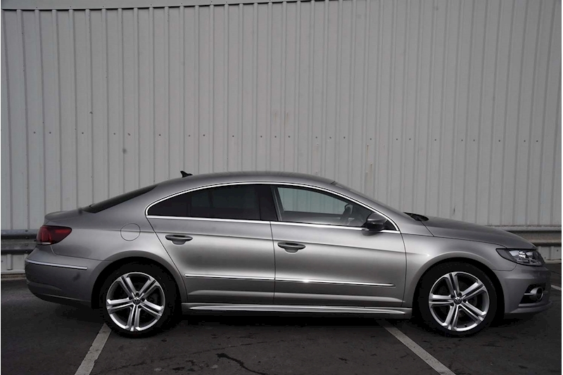 Volkswagen Cc R Line Tdi Bluemotion Technology - Large 6