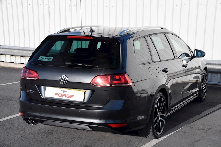 Volkswagen Golf Gtd Tdi - Large 3