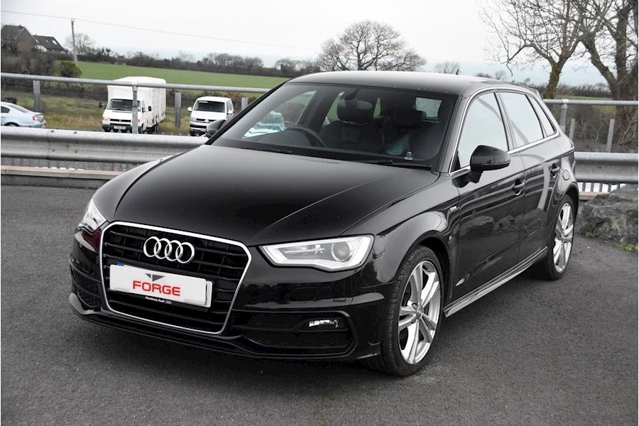 A3 Tdi S Line Hatchback 2.0 Manual Diesel