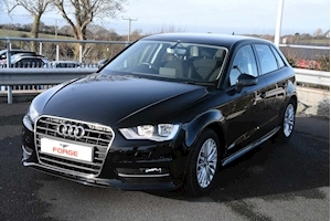 A3 Tdi Ultra Se Technik Hatchback 1.6 Manual Diesel