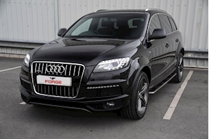 Q7 Tdi Quattro S Line Plus 3.0 5dr Estate Automatic Diesel