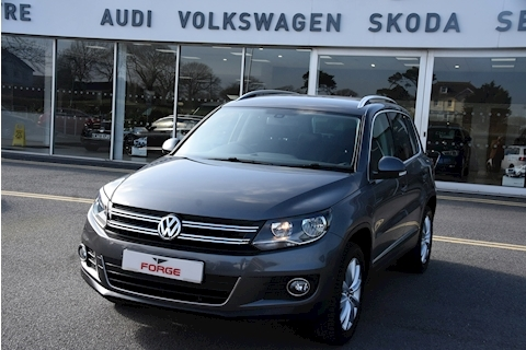 Tiguan Match Tdi Bluemotion Technology 4Motion Estate 2.0 Manual Diesel