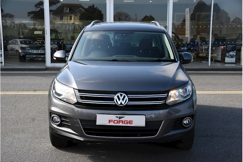 Volkswagen Tiguan Match Tdi Bluemotion Technology 4Motion - Large 1